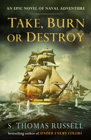 Take, Burn or Destroy (2013)